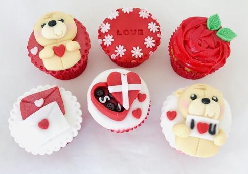 i love you cupcakes 1