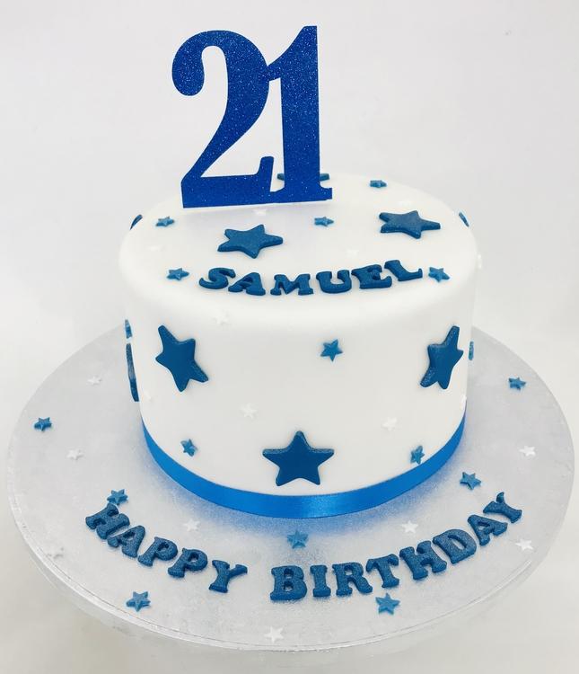 simple birthday cake class 1