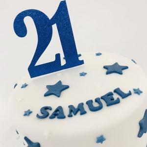 simple birthday cake class 2