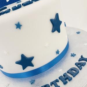 simple birthday cake class 3