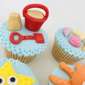 under the sea cupcakes 2