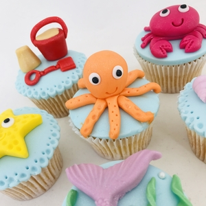 under the sea cupcakes 4