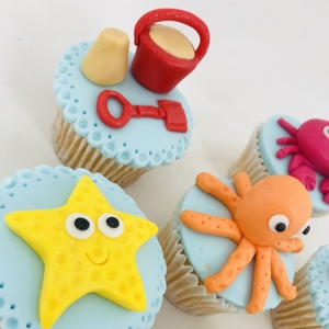 under the sea cupcakes 5